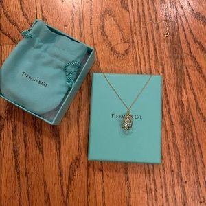 Tiffany & Co Necklace Paloma Picasso 18k Gold